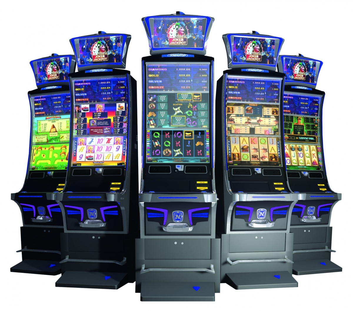 online casino affiliate novomatic games